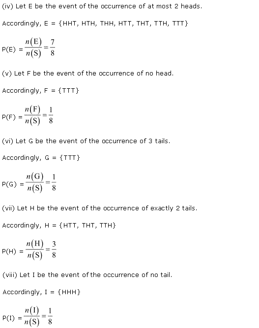 NCERT Solutions for Class 11 Maths Chapter 16 Probability Ex 16.3 Q8.2