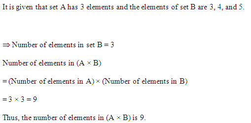 NCERT Solutions for Class 11 Maths Chapter 2 Relations and Functions Ex 2.1 Q2.1