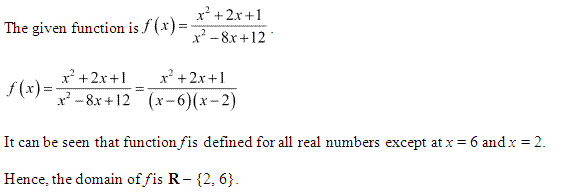 NCERT Solutions for Class 11 Maths Chapter 2 Relations and Functions Miscellaneous Questions Q3.1