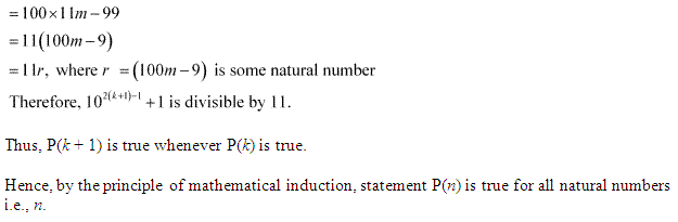 NCERT Solutions for Class 11 Maths Chapter 4 Principle of Mathematical Induction Ex 4.1 Q20.2