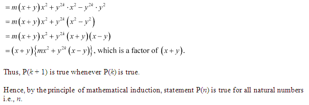 NCERT Solutions for Class 11 Maths Chapter 4 Principle of Mathematical Induction Ex 4.1 Q21.2