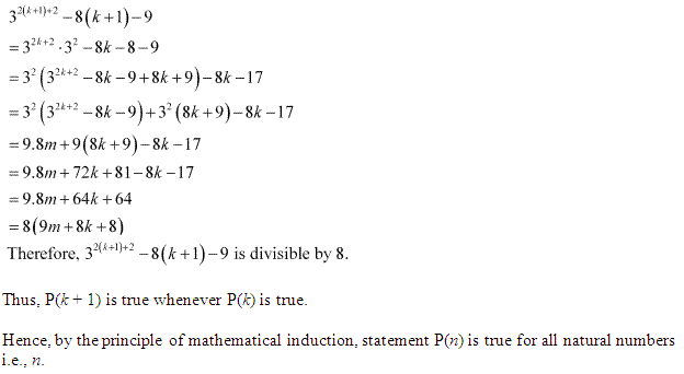 NCERT Solutions for Class 11 Maths Chapter 4 Principle of Mathematical Induction Ex 4.1 Q22.2