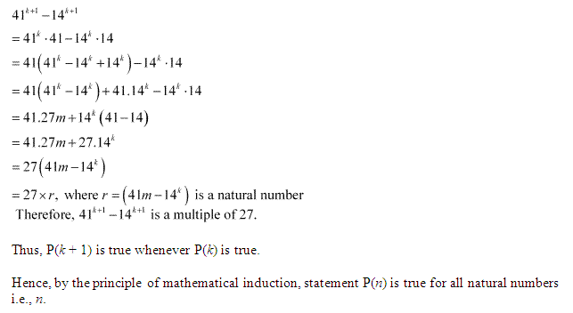 NCERT Solutions for Class 11 Maths Chapter 4 Principle of Mathematical Induction Ex 4.1 Q23.2