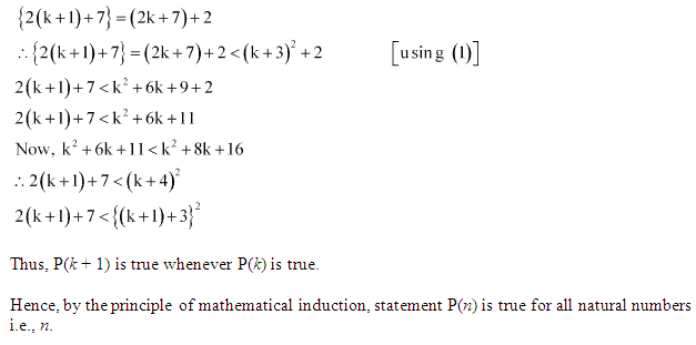 NCERT Solutions for Class 11 Maths Chapter 4 Principle of Mathematical Induction Ex 4.1 Q24.2