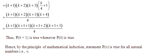 NCERT Solutions for Class 11 Maths Chapter 4 Principle of Mathematical Induction Ex 4.1 Q4.2
