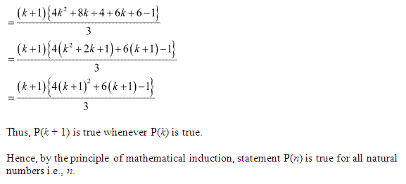 NCERT Solutions for Class 11 Maths Chapter 4 Principle of Mathematical Induction Ex 4.1 Q7.3
