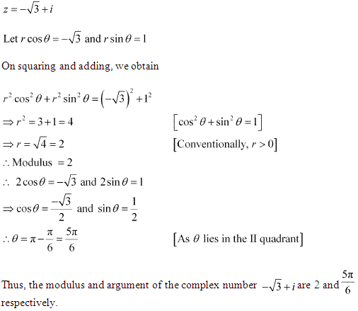 NCERT Solutions for Class 11 Maths Chapter 5 Complex Numbers and Quadratic Equations Ex 5.2 Q2.1