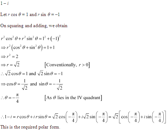 NCERT Solutions for Class 11 Maths Chapter 5 Complex Numbers and Quadratic Equations Ex 5.2 Q3.1