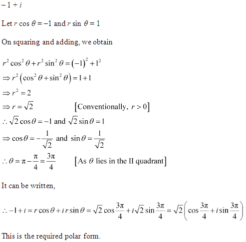 NCERT Solutions for Class 11 Maths Chapter 5 Complex Numbers and Quadratic Equations Ex 5.2 Q4.1