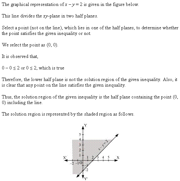 NCERT Solutions for Class 11 Maths Chapter 6 Linear Inequalities Ex 6.2 Q5.1