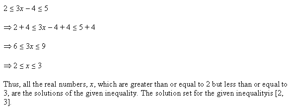 NCERT Solutions for Class 11 Maths Chapter 6 Linear Inequalities Miscellaneous Ex Q1.1