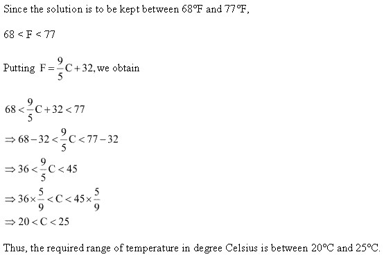 NCERT Solutions for Class 11 Maths Chapter 6 Linear Inequalities Miscellaneous Ex Q11.1