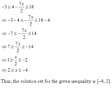 NCERT Solutions for Class 11 Maths Chapter 6 Linear Inequalities Miscellaneous Ex Q3.1