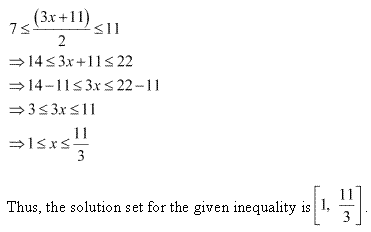 NCERT Solutions for Class 11 Maths Chapter 6 Linear Inequalities Miscellaneous Ex Q6.1