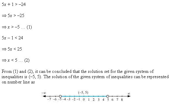 NCERT Solutions for Class 11 Maths Chapter 6 Linear Inequalities Miscellaneous Ex Q7.1