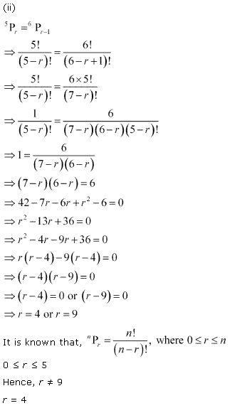 NCERT Solutions for Class 11 Maths Chapter 7 Permutation and Combinations Ex 7.3 Q7.2