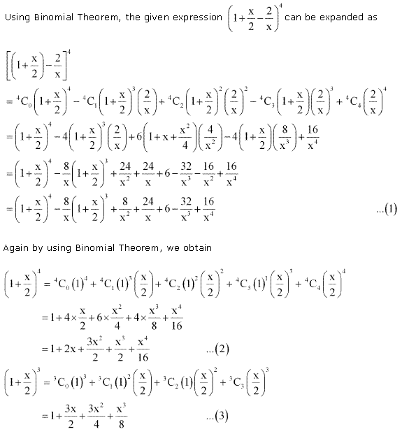 NCERT Solutions for Class 11 Maths Chapter 8 Binomial Theorem Miscellaneous Ex Q9.1