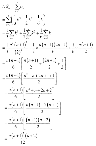 NCERT Solutions for Class 11 Maths Chapter 9 Sequences and Series Ex 9.4 Q7.2