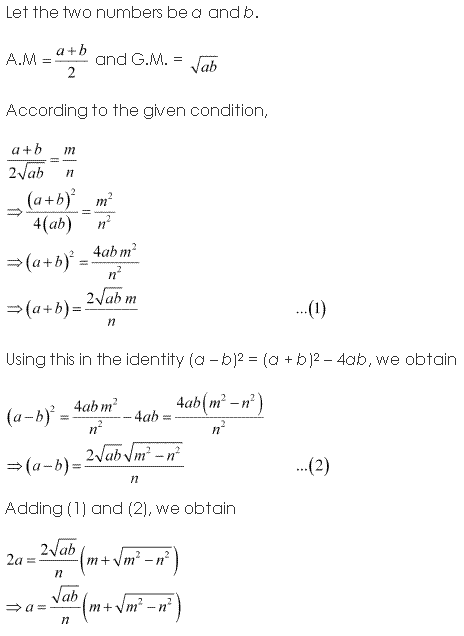 NCERT Solutions for Class 11 Maths Chapter 9 Sequences and Series Miscellaneous Ex Q19.1