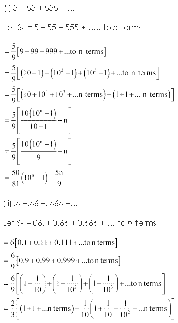 NCERT Solutions for Class 11 Maths Chapter 9 Sequences and Series Miscellaneous Ex Q21.1