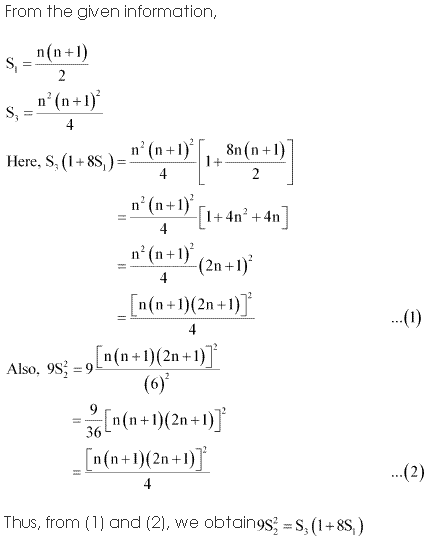 NCERT Solutions for Class 11 Maths Chapter 9 Sequences and Series Miscellaneous Ex Q24.1