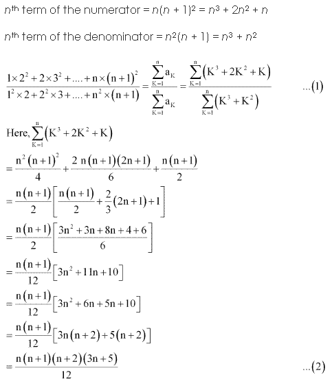 NCERT Solutions for Class 11 Maths Chapter 9 Sequences and Series Miscellaneous Ex Q26.1