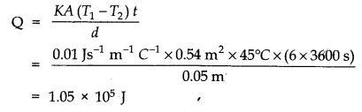 NCERT Solutions for Class 11 Physics Chapter 11 Thermal Properties of matter Q19