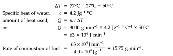 NCERT Solutions for Class 11 Physics Chapter 12 Thermodynamics Q1