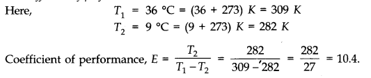 NCERT Solutions for Class 11 Physics Chapter 12 Thermodynamics Q10