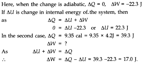 NCERT Solutions for Class 11 Physics Chapter 12 Thermodynamics Q5