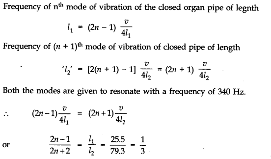 NCERT Solutions for Class 11 Physics Chapter 15 Waves Q15