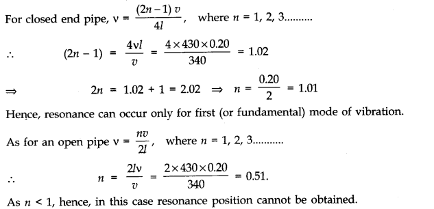 NCERT Solutions for Class 11 Physics Chapter 15 Waves Q17