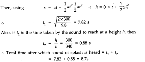 NCERT Solutions for Class 11 Physics Chapter 15 Waves Q2