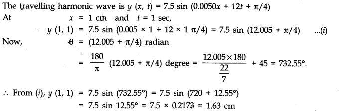 NCERT Solutions for Class 11 Physics Chapter 15 Waves Q22