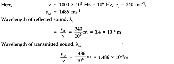 NCERT Solutions for Class 11 Physics Chapter 15 Waves Q6