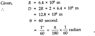 NCERT Solutions for Class 11 Physics Chapter 2 Units and Measurements Extra Questions SAQ Q4