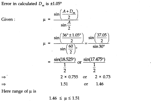 NCERT Solutions for Class 11 Physics Chapter 2 Units and Measurements Numerical Questions Q6.1