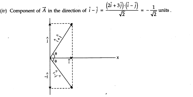 NCERT Solutions for Class 11 Physics Chapter 4 Motion in a Plane Q22.2