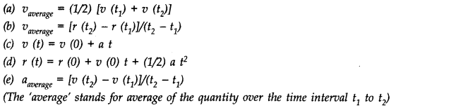 NCERT Solutions for Class 11 Physics Chapter 4 Motion in a Plane Q23
