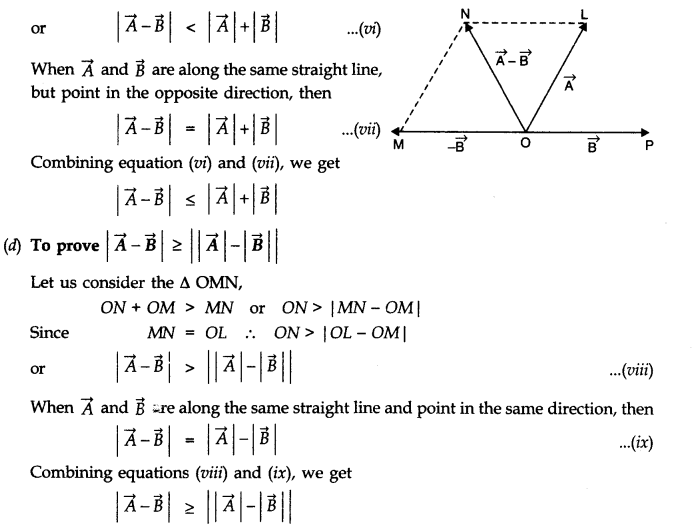 NCERT Solutions for Class 11 Physics Chapter 4 Motion in a Plane Q6.3
