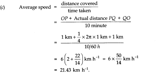 NCERT Solutions for Class 11 Physics Chapter 4 Motion in a Plane Q9.1