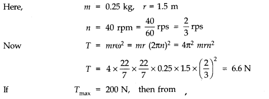 NCERT Solutions for Class 11 Physics Chapter 5 Laws of Motion Q21