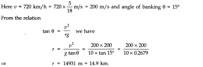 NCERT Solutions for Class 11 Physics Chapter 5 Laws of Motion Q30