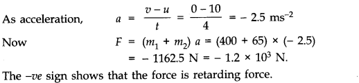 NCERT Solutions for Class 11 Physics Chapter 5 Laws of Motion Q8