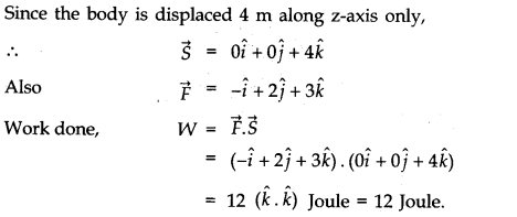 NCERT Solutions for Class 11 Physics Chapter 6 Work Energy and Power Q11.1