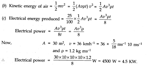 NCERT Solutions for Class 11 Physics Chapter 6 Work Energy and Power Q21