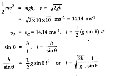 NCERT Solutions for Class 11 Physics Chapter 6 Work Energy and Power Q25.1