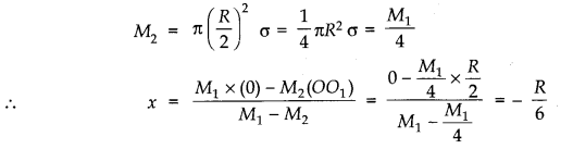 NCERT Solutions for Class 11 Physics Chapter 7 System of Particles and Rotational Motion Q16.1