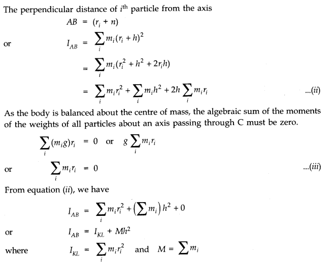 NCERT Solutions for Class 11 Physics Chapter 7 System of Particles and Rotational Motion Q26.2