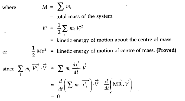 NCERT Solutions for Class 11 Physics Chapter 7 System of Particles and Rotational Motion Q33.2